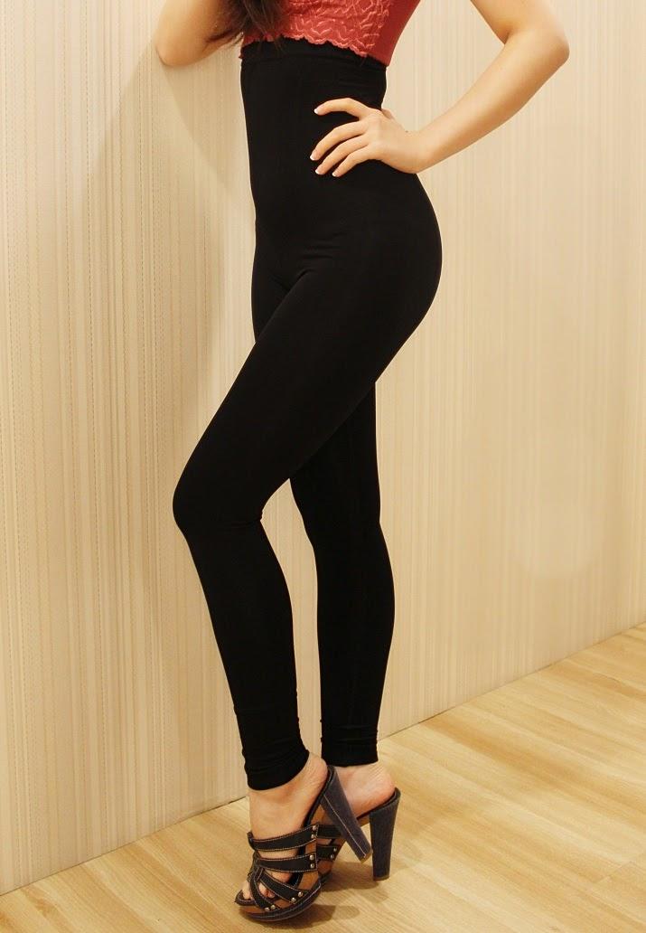 slim waist and legs