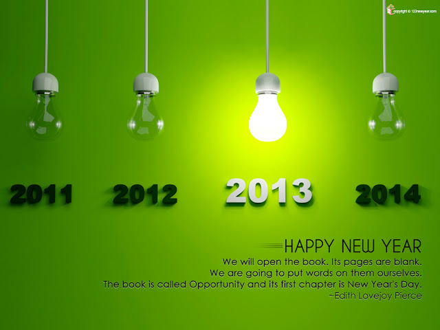 Happy New Year 2013 Photos