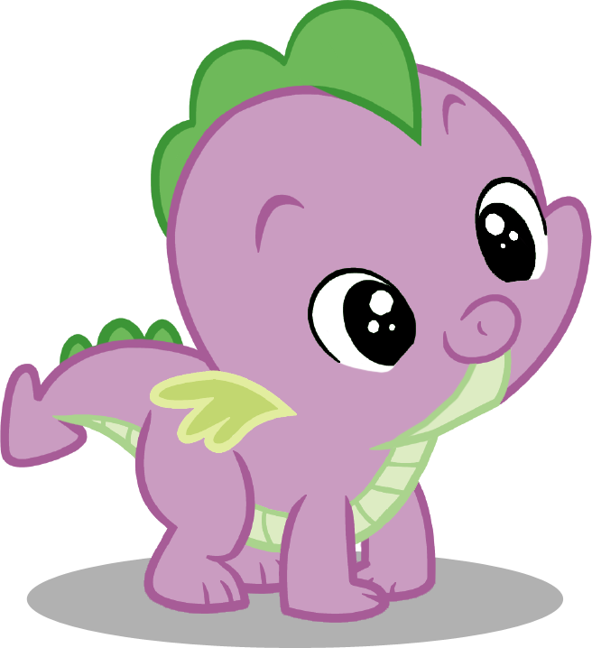 My Little Pony Friendship Is Magic Fan Blog BABY SPIKE
