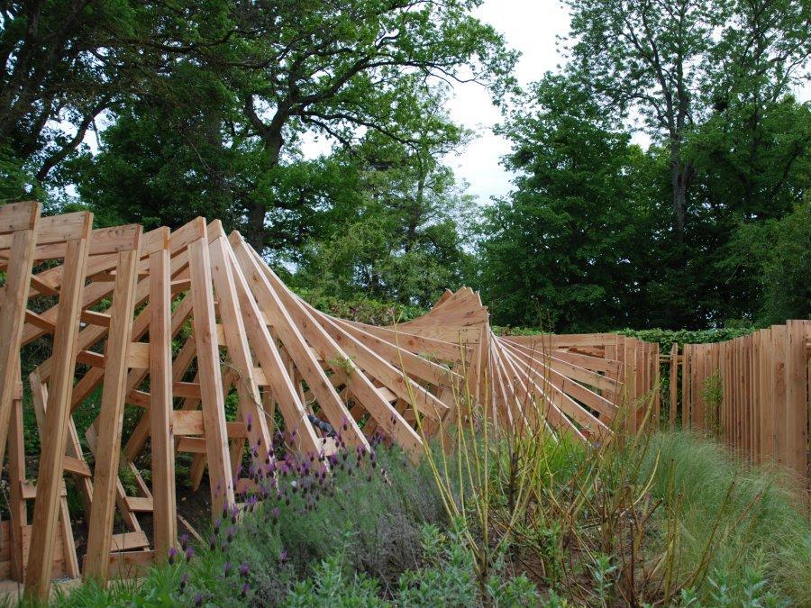 L 39 archipel at festival international des jardins de chaumont sur loire h2o features - Festival international des jardins ...