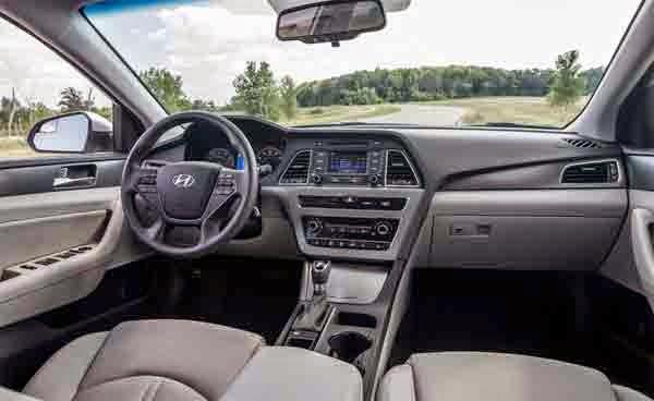 2015 Hyundai Sonata 2.4L Release Date