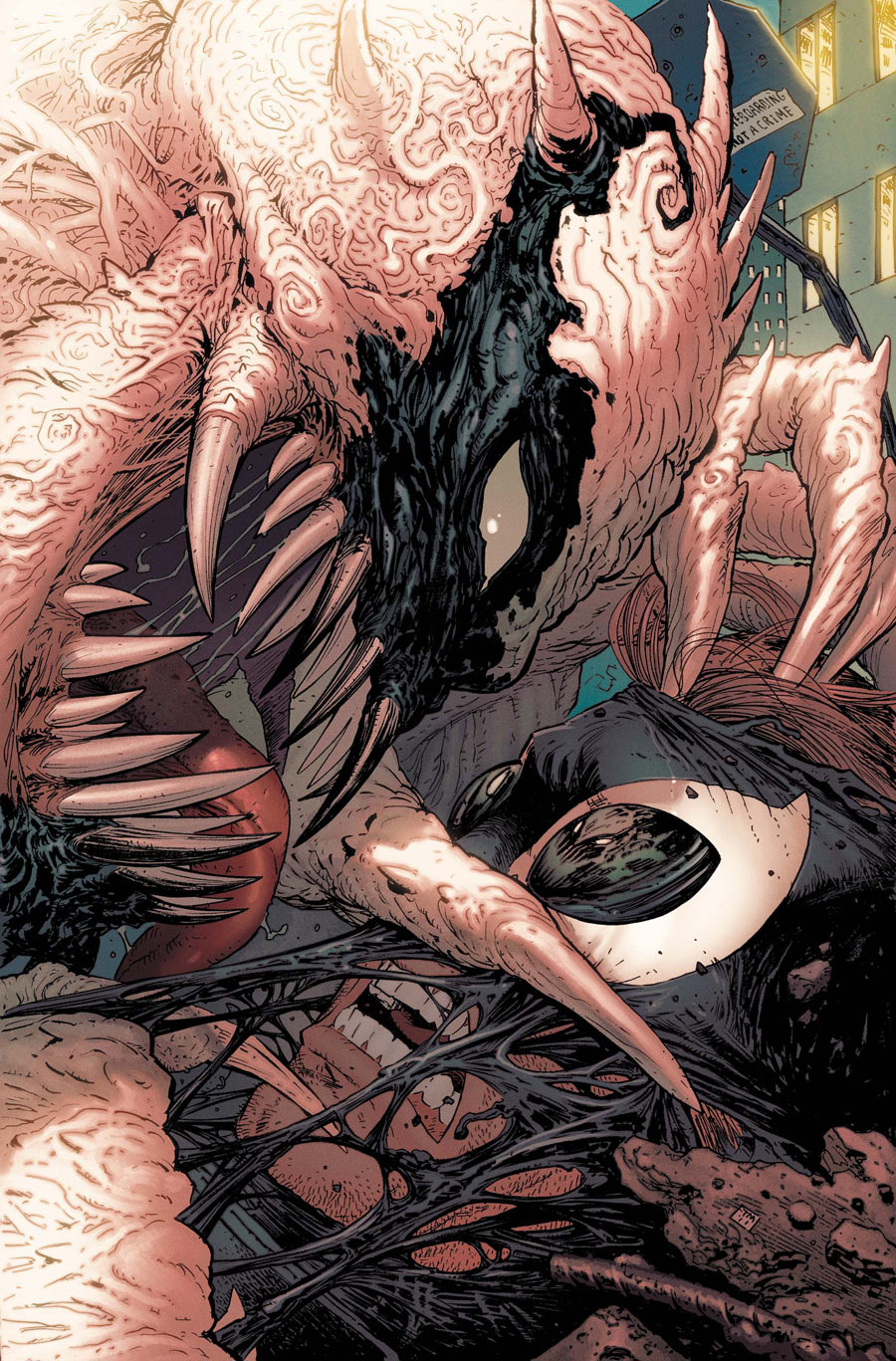 The Venom Site: TALK ABOUT: venom #7
