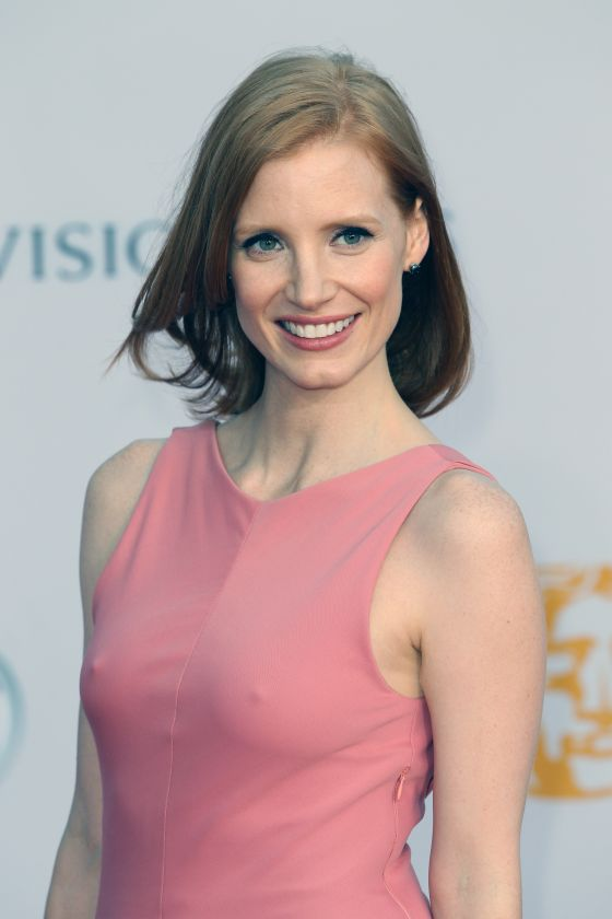 Jessica Chastain Is The Zookeepers Wife Punch Drunk