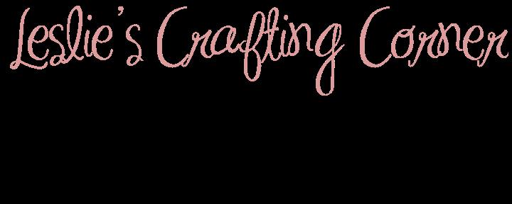 Leslie's Crafting Corner