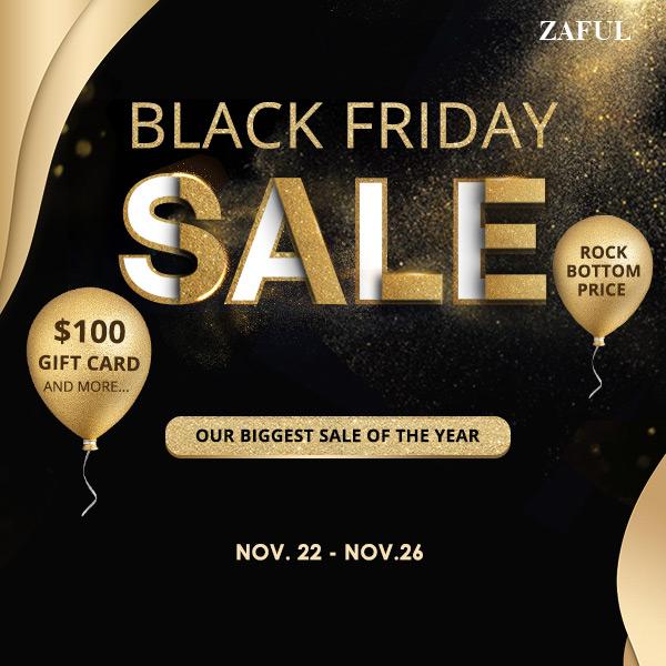 Black Friday Zaful
