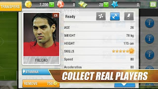 Real Football 2013 v1.0.7 Apk Downloads