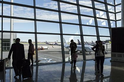 Авиакомпании лишились семи миллионов пассажиров на международных рейсах