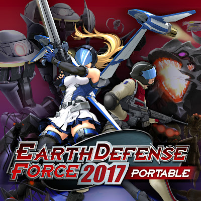 Earth Defense Force 2017 Portable (PS Vita)