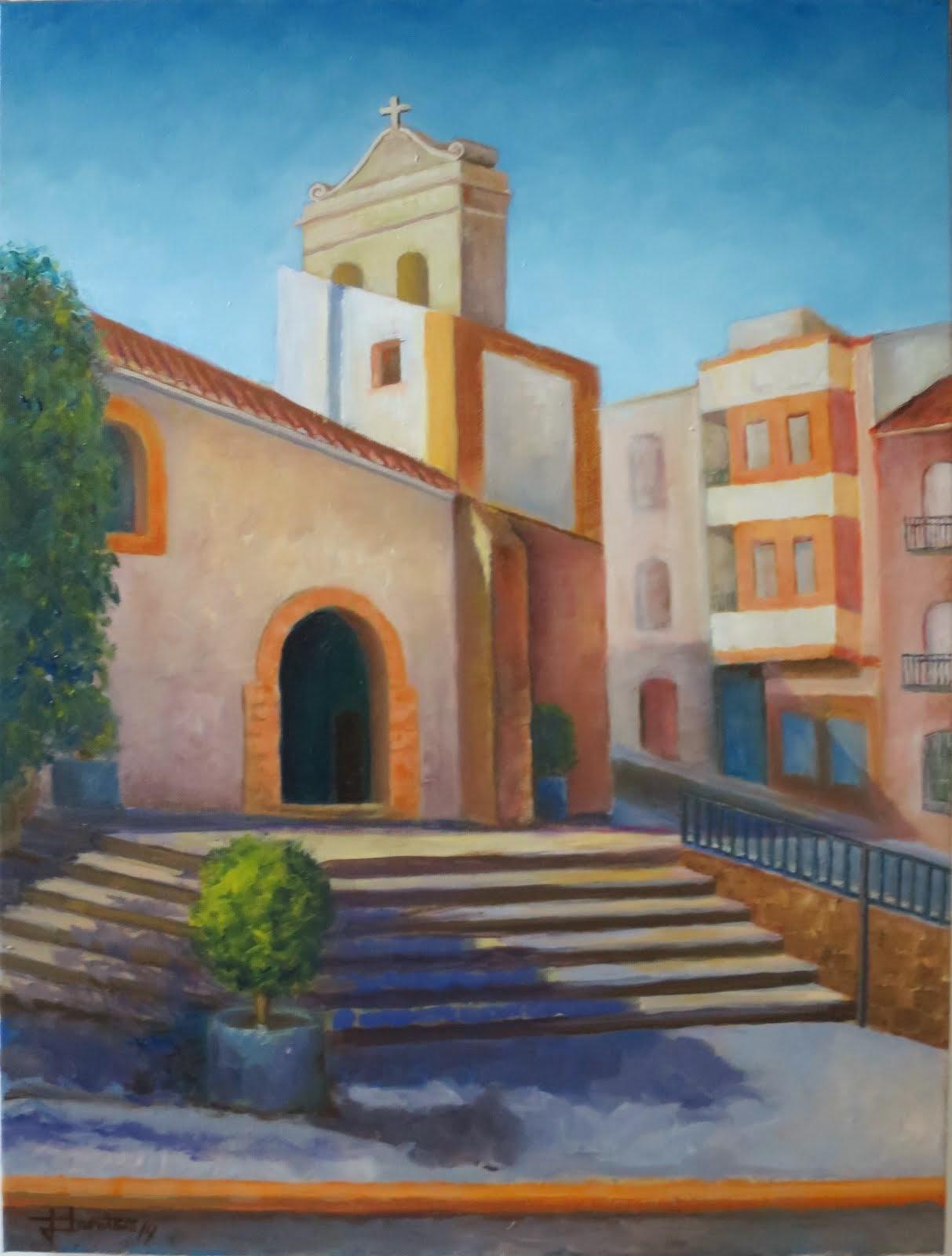 La iglesia de Fuerte del Rey, Jaén. (12P)