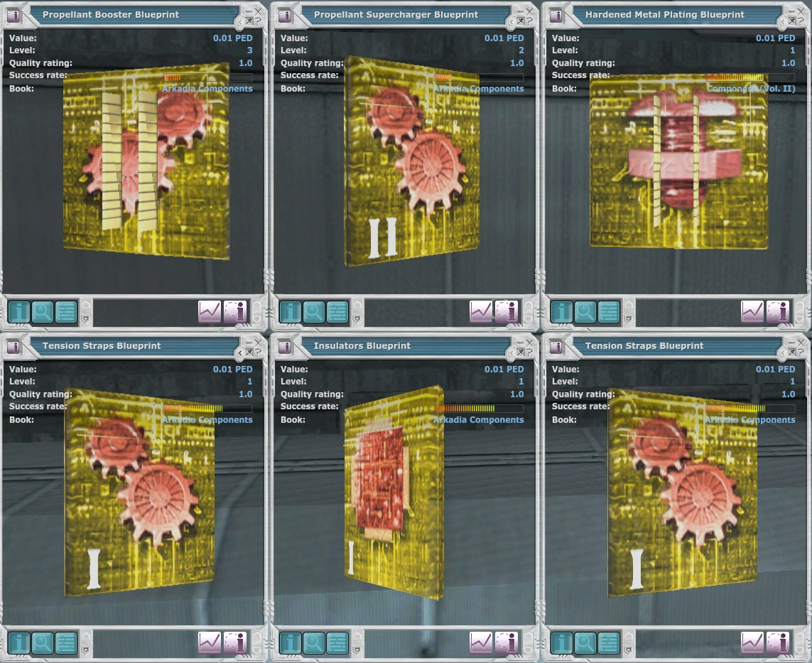 Entropia universe manufacturing basic filters with mechanical propellant booster blueprint propellant supercharger blueprint hardened metal plating blueprint 2 x tension straps blueprint insulators blueprint malvernweather Image collections