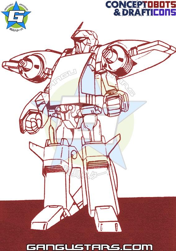 Transformers Targetmaster Pointblank prototypes トランスフォーマー ヘッドマスターズ ターゲットマスター ブランカー タカラ hasbro