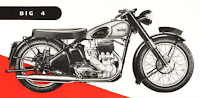 WANTED: 1950s Big 4 or 16H Norton