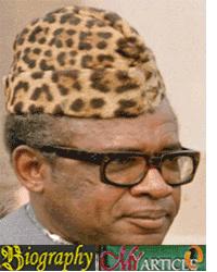 Mabutu Sese Seko