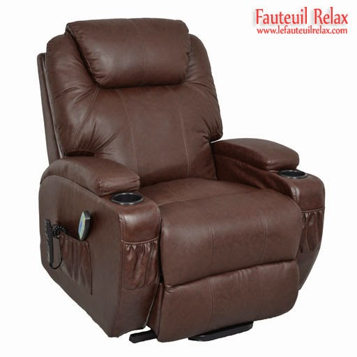 fauteuil releveur relaxant massant fauteuil relax. Black Bedroom Furniture Sets. Home Design Ideas