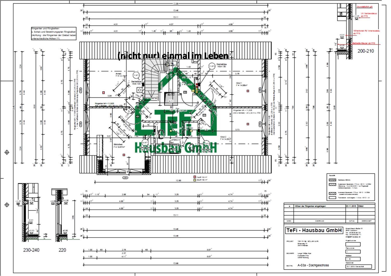 nicht nur einmal im leben geschichte eines eigenheims letze nderungen am grundriss und. Black Bedroom Furniture Sets. Home Design Ideas