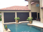Retractable Patio Shades