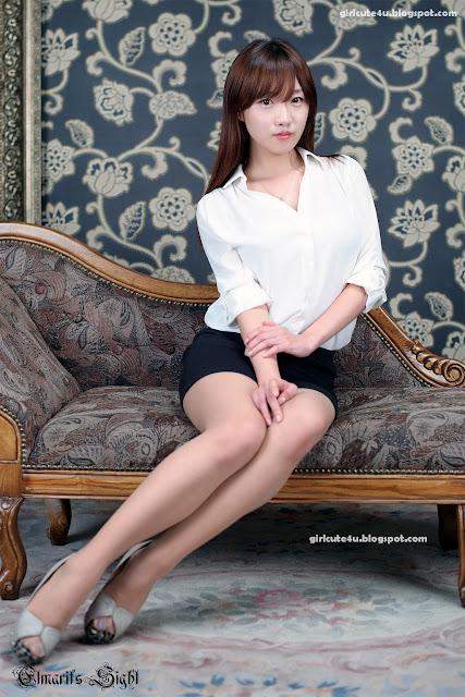 9 So Yeon Yang-Going to Office-very cute asian girl-girlcute4u.blogspot.com