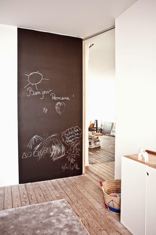 Cool chic style attitude: interior design: loft a bruxelles