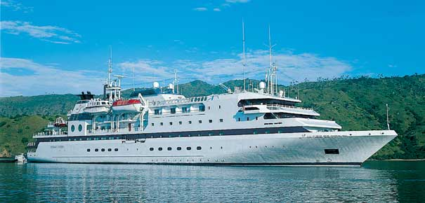 Silverseas New Silver Discoverer To Cruise Australian Waters - Silver discoverer