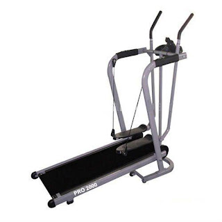 Treadmill manual Murah, Harga treadmil