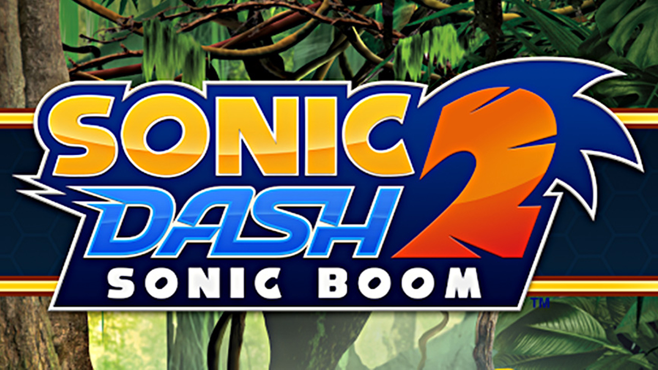 Sonic Dash 2: Sonic Boom Gameplay IOS / Android