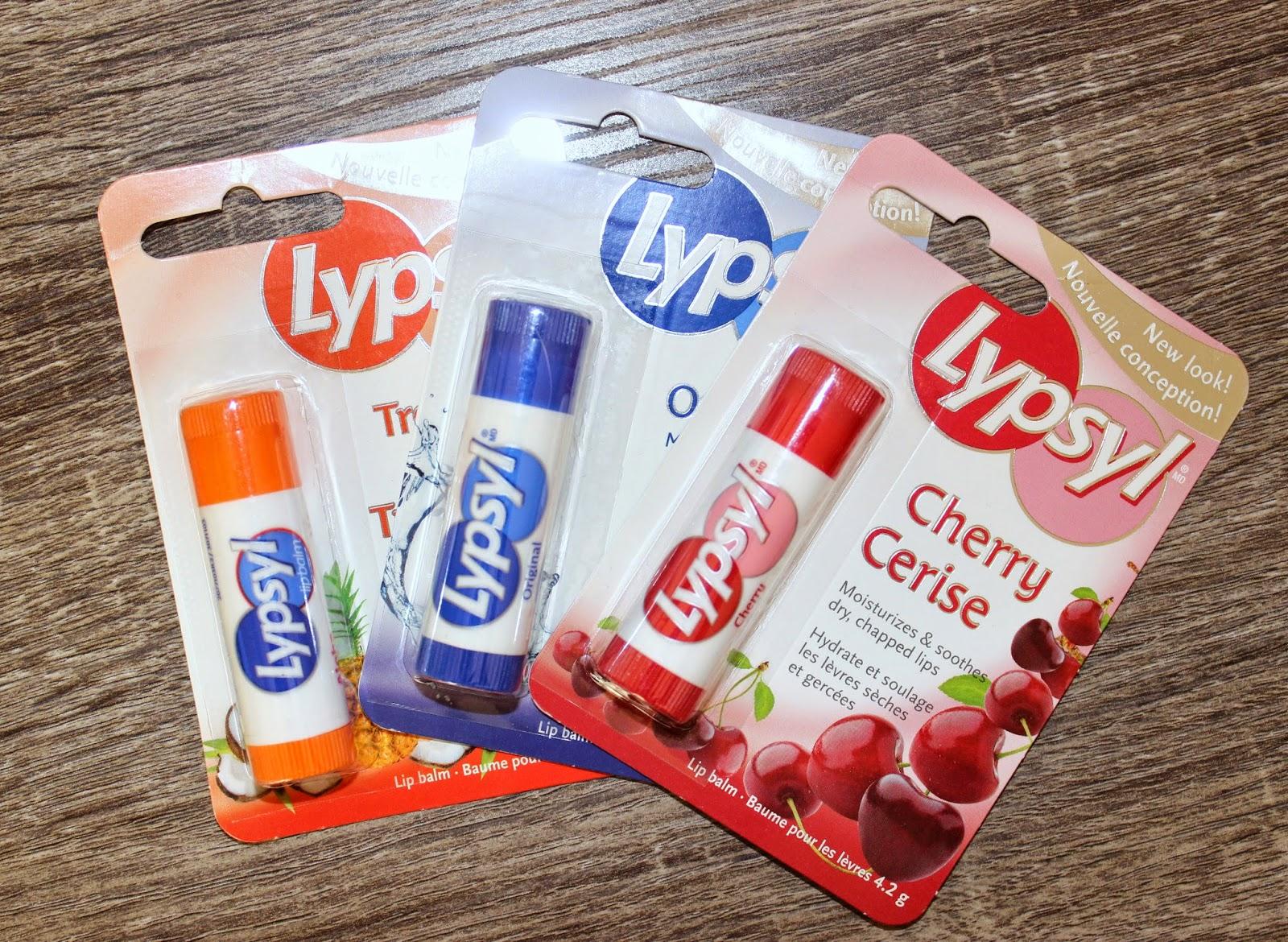 Lypsyl's Lip Balms