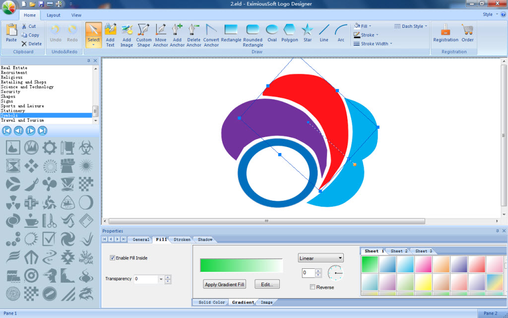 lo9o5 logo design software