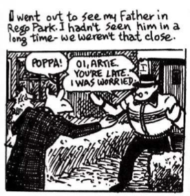 maus vladek character analysis Learn everything you need to know about vladek, artie, and more in maus complete list of characters in art spiegelman's maus learn everything you need to know about vladek, artie, and more in maus  maus | characters share share click to copy character description vladek: vladek spiegelman, the husband of anja and father of artie, is a.