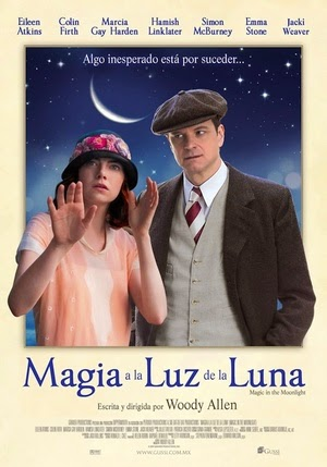 Poster Magic in the Moonlight 2014