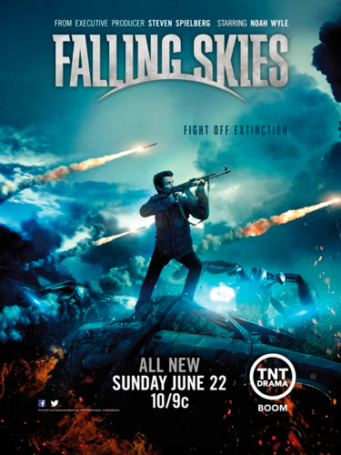 Falling Skies | Descargar Series Mega