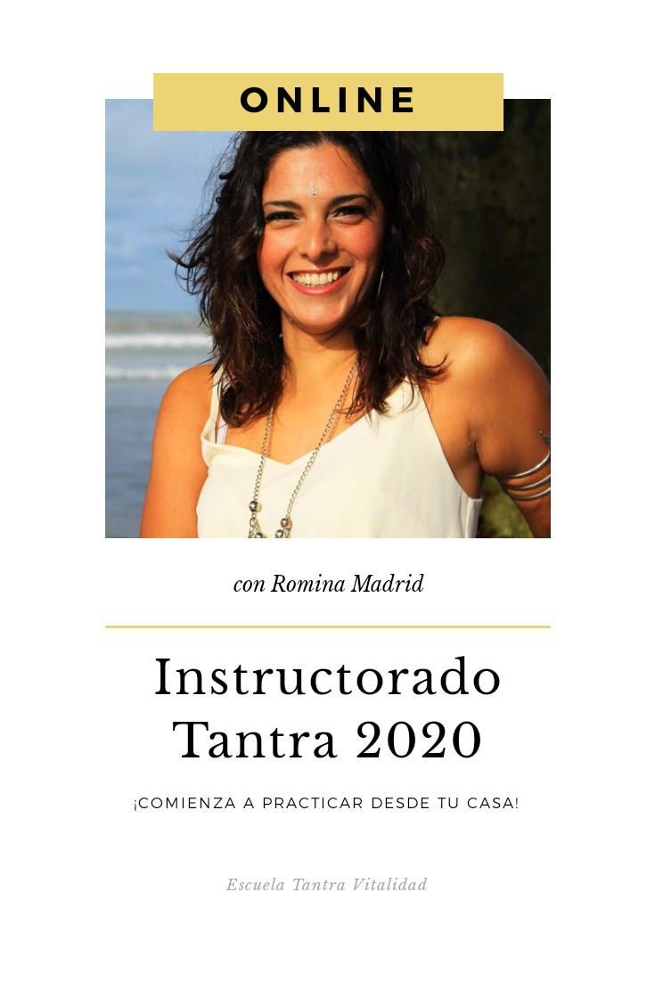 Instructorado Tantra