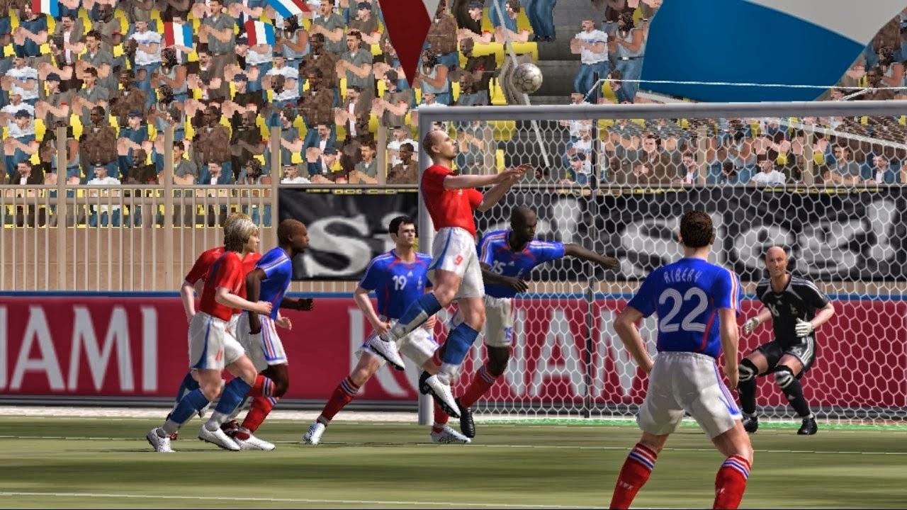PES Pro Evolution Soccer 6