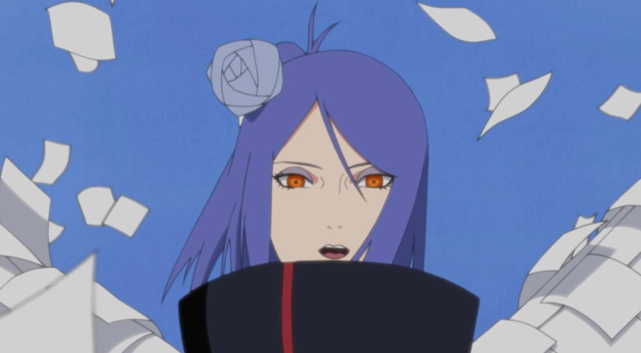Naruto Storm Revolution Origins of Akatsuki Konan