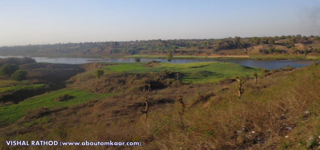 Narmada river in Madhya Pradesh, Travel India