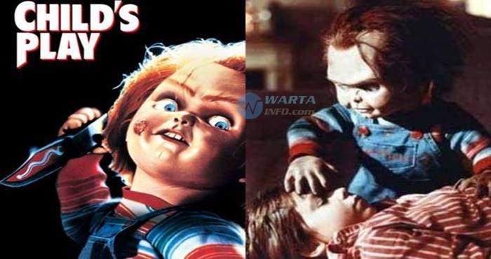 sinopsis cerita foto poster Child's Play film horor barat terseram yang diangkat dari kisah nyata mengerikan