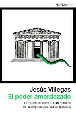 LIBRO - El poder amordazado Jesús Villegas (Peninsula - 19 Enero 2016) POLITICA | Edición papel & digital ebook kindle Comprar en Amazon España