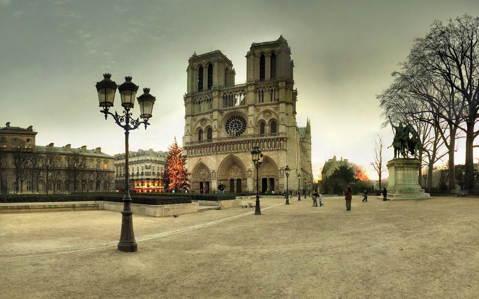 Imagenes de La Catedral de Notre Dame de Paris