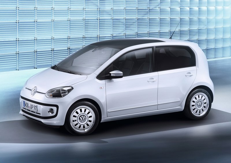 CAR GARAGE | Volkswagen Up 4 Door (2013) | While The Lower Window Line Of  The 2 Door Rises Towards The Rear Near The C Pillars, It Forms A Straight  Line On ...