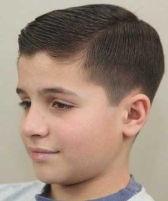 Model Rambut Anak