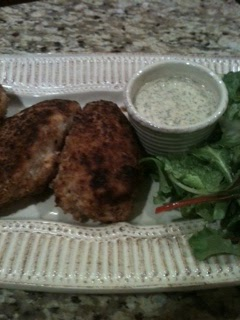 ... Table: Pretzel-Crusted Chicken Breasts with Mustard-Dill Dipping Sauce