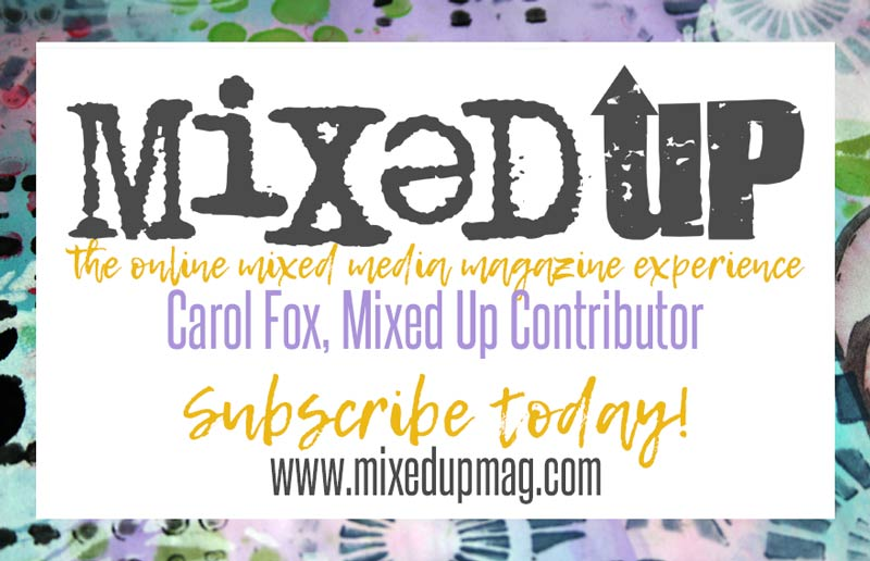 Subscribe to Mixed Up Magazine