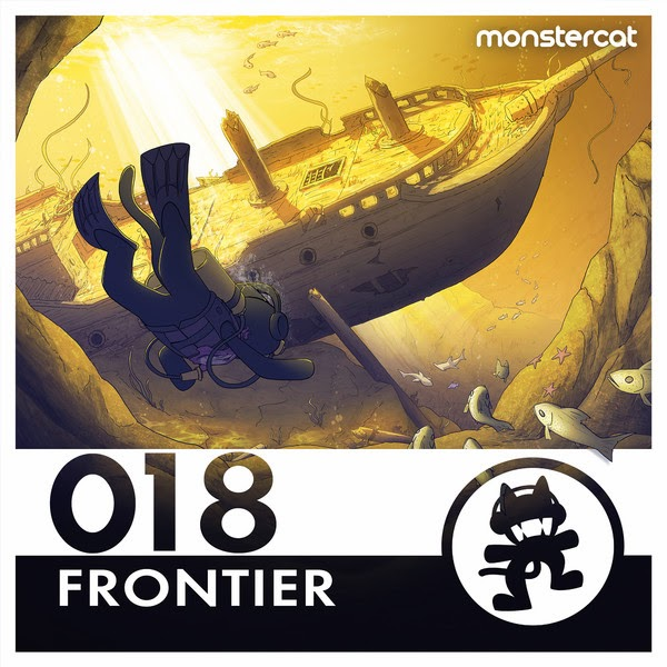 Various Artists - Monstercat 018 - Frontier Cover