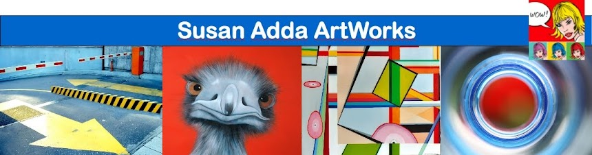 Susan Adda ArtWorks - Art Agency