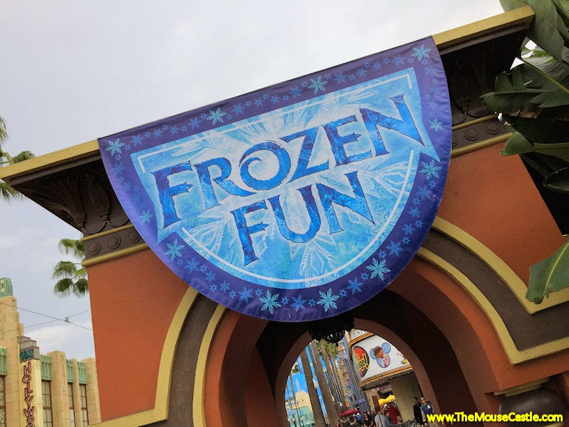 Frozen Fun, Disney California Adventure