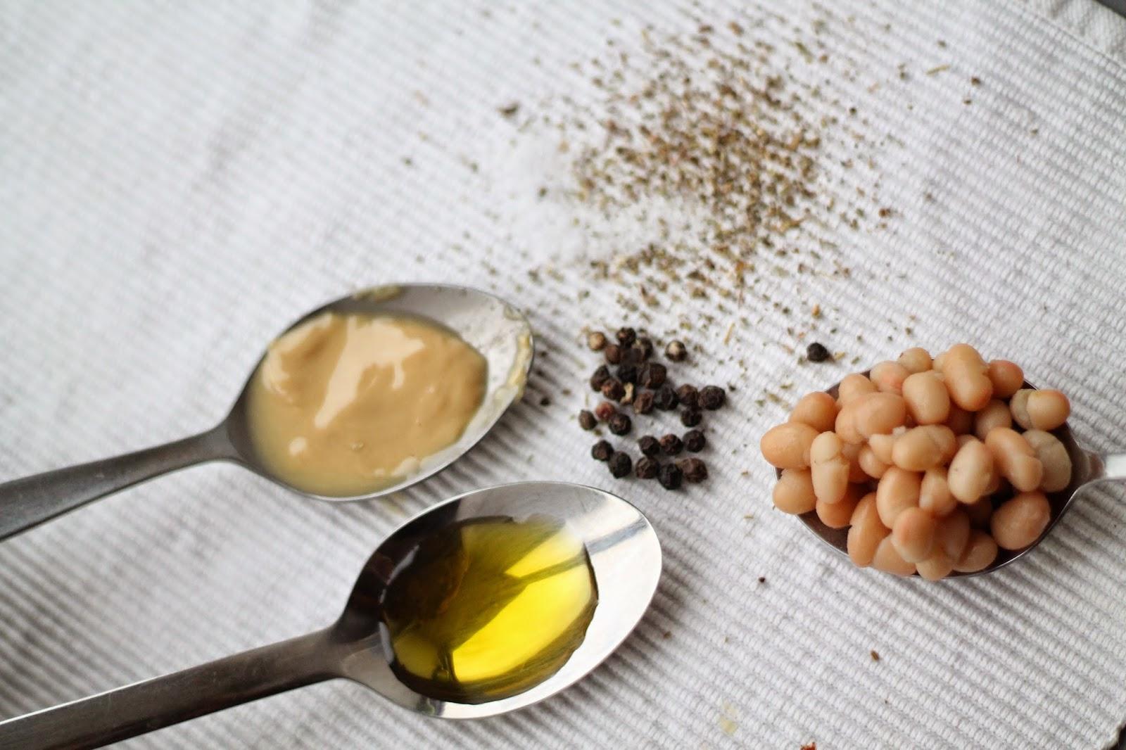 Hummus Rezept / Recipe Hummus / #svetlanakocht / Bohnen Rezept / Fisolen Rezept / Frühstücksidee / Aufstrich /