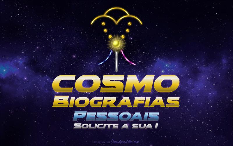 COSMOBIOGRAFIAS PESSOAIS CANALIZADAS