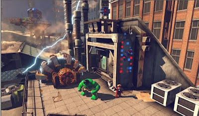 LEGO Marvel Super Heroes                Torrent Link