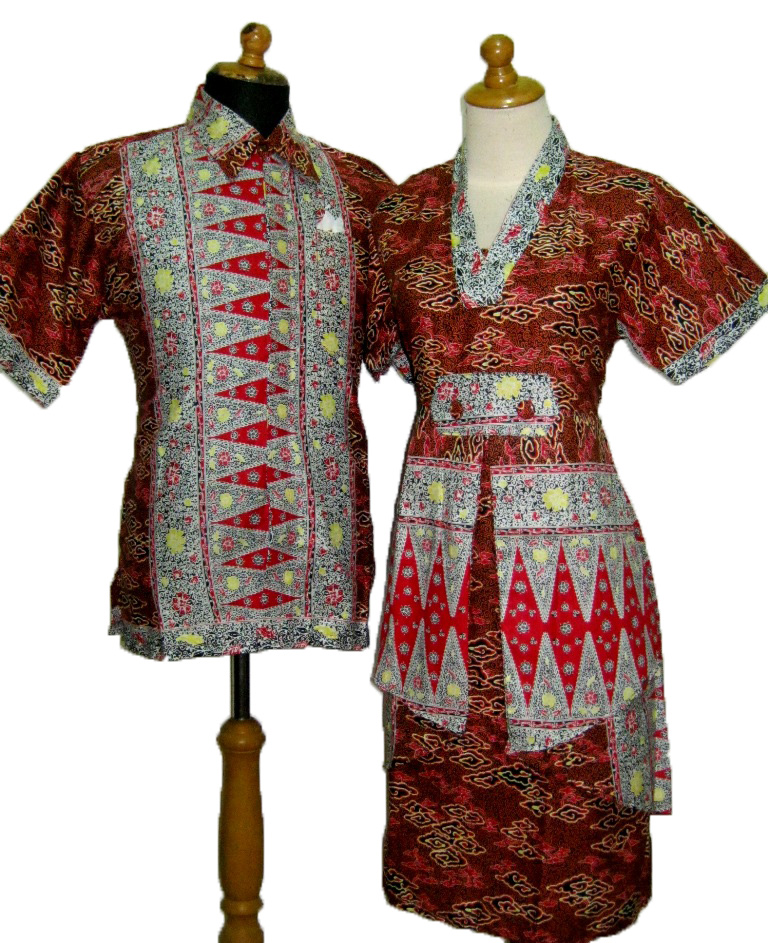 Related image with Butik Baju Batik Dress Sarimbit Eksklusif Modern ...