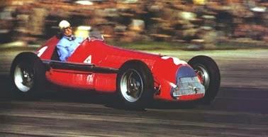 Formula 1 1950 Giuseppe Farina /Alpha Romeo