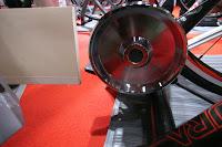 Minoura GYRO V270-2 Flywheel